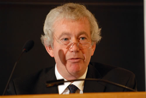 Professor Sir Timothy O'Shea, Principal of The University of Edinburgh (Photo: P. Tuffy, University of Edinburgh)
